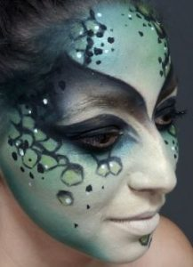 Maquillage-serpent-facepainting-iledefrance