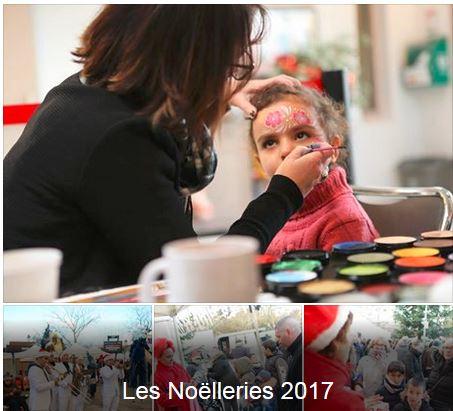 marche-noel-maquillages-enfant-courcouronnes-essonne-ile-de-france