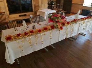 DIT decoration fleurs mariage