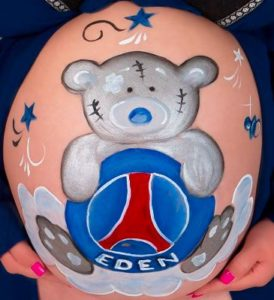 ourson-teddy-belly-painting-bebe-pregnant