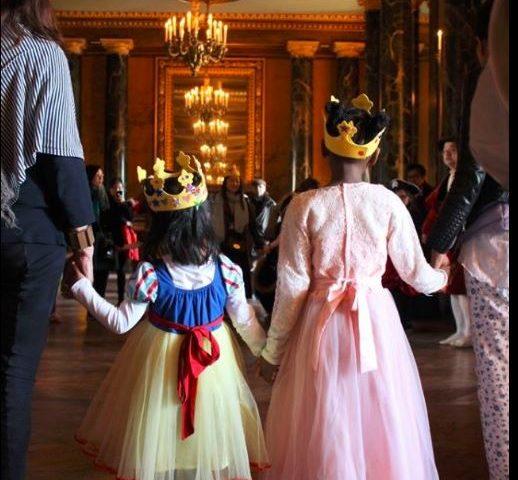 deguisement carnaval chateau